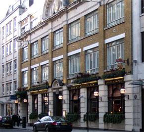 Chamberlain Hotel London City